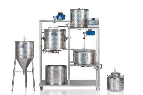 HOMEBREWER-PLANT-MB80-MODEL